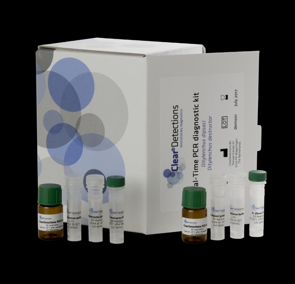 Nematode Real-Time PCR Diagnostic Kits